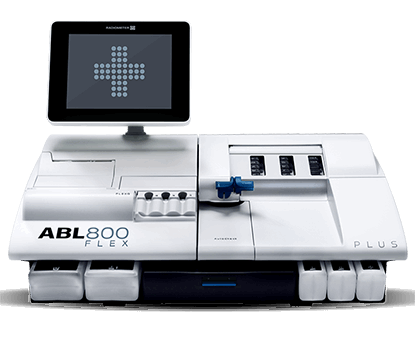 abl800 blood gas analyzer